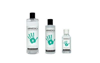 Cosmetic Creations increases production of new hand sanitiser