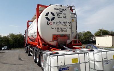 Diageo donates 50,000 litres of alcohol to Airmedica for use in hand sanitiser for HSE
